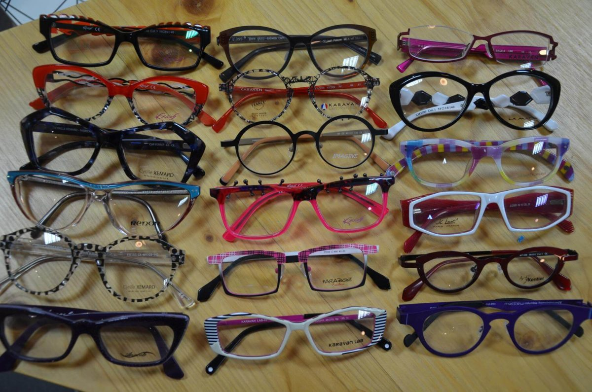 Interview de Céline Moiroud, opticienne «Un autre point de vue»