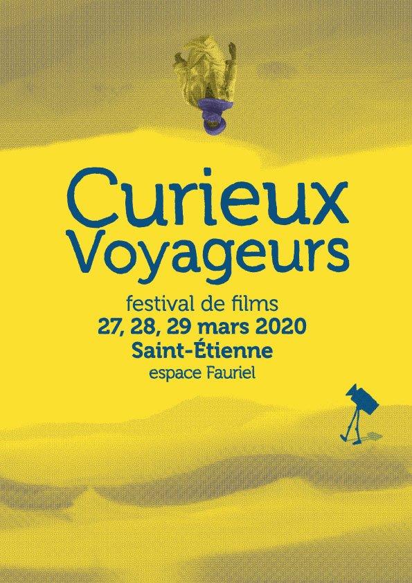 Festival Curieux Voyageurs 2020