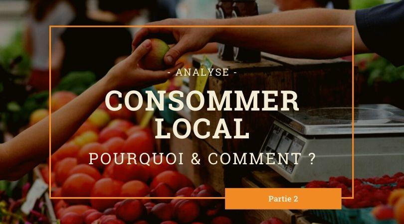 Consommer local   Partie 2 : alternatives à l'achat