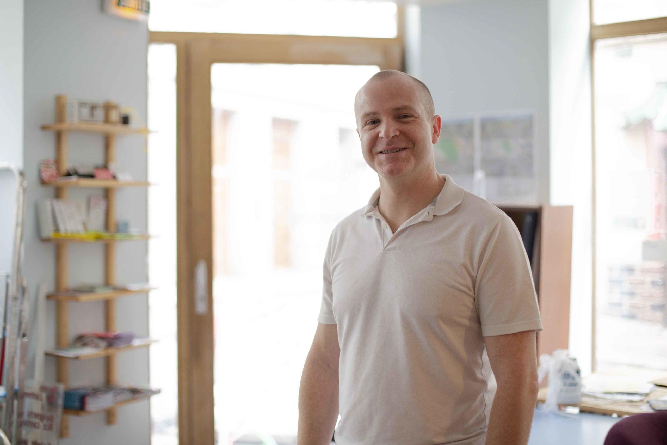 Interview de Nicolas Herbepin, praticien en massage bien-être