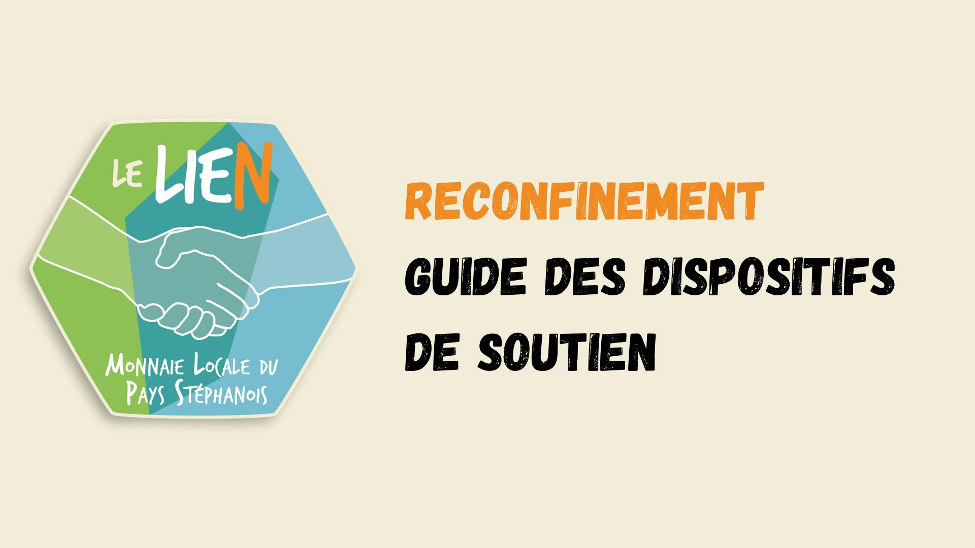 Reconfinement : Guide des dispositifs de soutien
